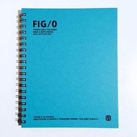 コミック画材 FIG.0 スケッチブック