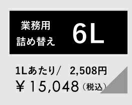 業務用サイズ 6L