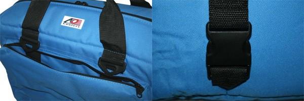 AO Coolers 24パック キャンパス ソフトクーラー ブルー AO24RB
