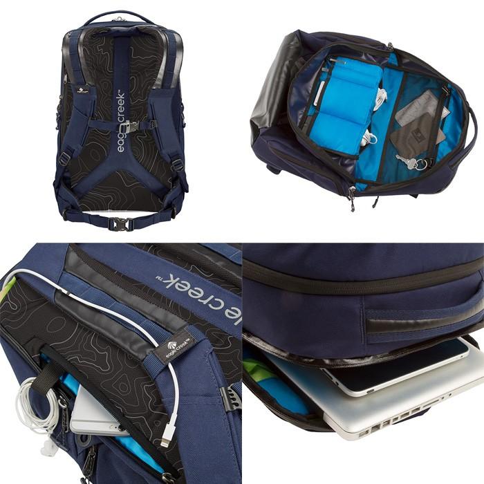 イーグルクリーク ウェイファインダーバックパック 40L ナイトブルー/インディゴ 11862199258040