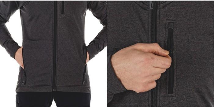 マムート EXCURSION Jacket Men ブラックメランジェ 1014-00540-0033