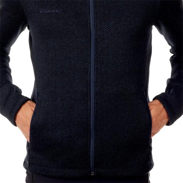 マムート Chamuera ML Hooded Jacket Men マリン 1014-24931-5118