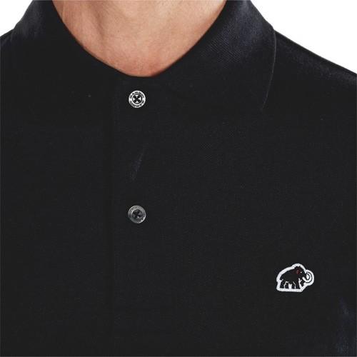 マムート MAMMUT マトリックスポロシャツ ブラック 1017-00400-0001