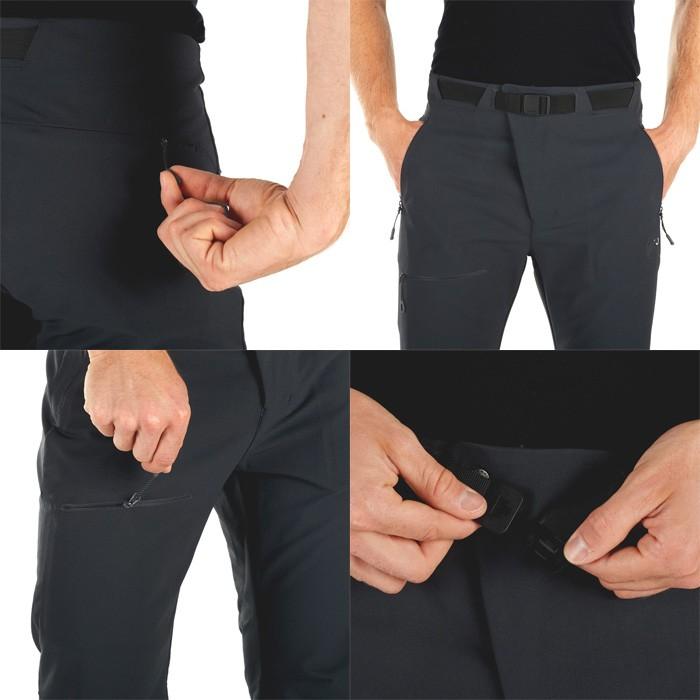 マムート Yadkin SO Pants Men ファントム 1021-00160-00150