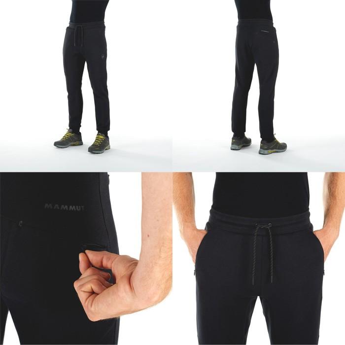 マムート MAMMUT クライミングパンツ Dyno Pants Men ブラック 1022-00390-0001