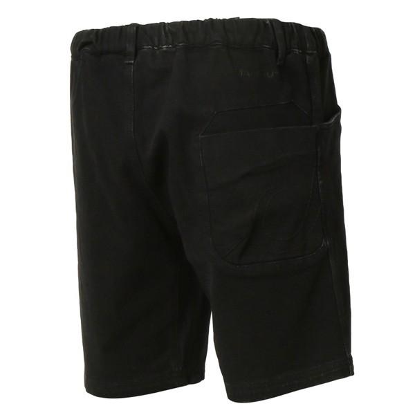 マムート CHALK Boulder Shorts Men チョークボルダーショーツ ブラックデニム ユーロSサイズ(日本M)1023-00080-00123