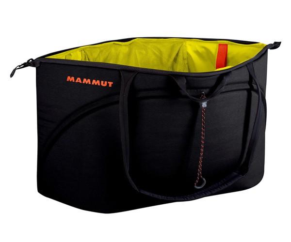 マムート マジックロープバッグ Magic Rope Bag ブラック 2290-00990-0001