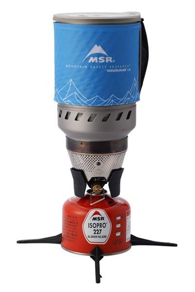 MSR ウィンドバーナー アクセサリーポット 1.8L 36701
