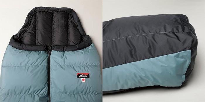 ナンガ シュラフ・寝袋 オーロラ 500