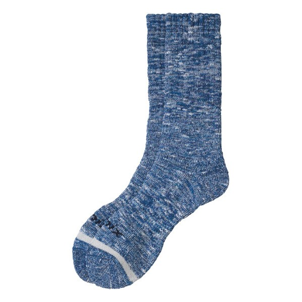 フェニックス 女性用靴下 Outlast Melange Socks Regular ネイビー 22-24cm PH518SO12