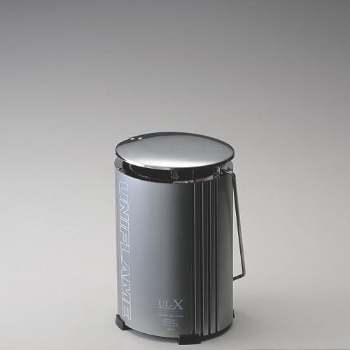 ユニフレーム フォールディングガスランタン UL-X ガンメタル 620250
