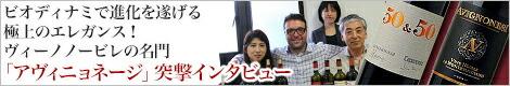 アヴィニョネージ突撃インタビュー