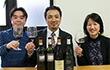 「イタリアワインの達人」 市橋孝浩氏来社