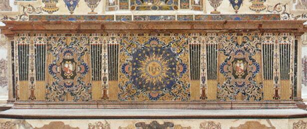 ルーチェ祭壇