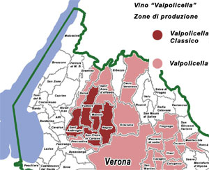ヴァルポリチェッラ地区