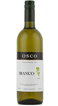 オスコ ビアンコ カンティーナ クリテルニアのボトル全体