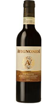 ヴィンサント ディ モンテプルチアーノ アヴィニョネージのボトル全体