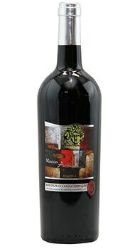モンテプルチアーノ ダブルッツォ リゼルヴァ ディ カミッロのボトル全体