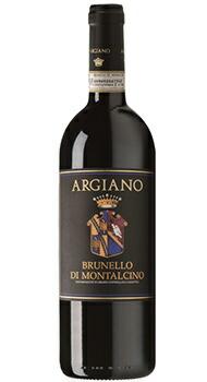 ブルネッロ ディ モンタルチーノ アルジャーノのボトル全体