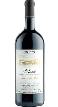 バローロ カンヌビ サンロレンツォ チェレットのボトル全体