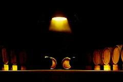 地下ワインセラー