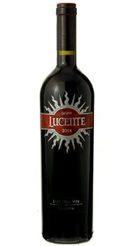 ルチェンテ ルーチェ デッラ ヴィーテのボトル全体