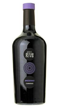 アンゼナス カンノナウ ディ サルデーニャ カンティーナ ディ ドリアノーヴァのボトル全体