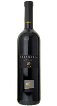 エッセンツィア ボヴァーレ パーラのボトル全体