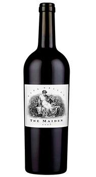 ザ メイデン レッドワイン ナパ ヴァレー ハーラン エステートのボトル全体