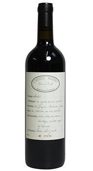 レゼルヴ ド ファミーユ シャトー マルテのボトル全体