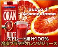ブラッドオレンジジュース (タロッコジュース) 1L×6本セット オランフリーゼル