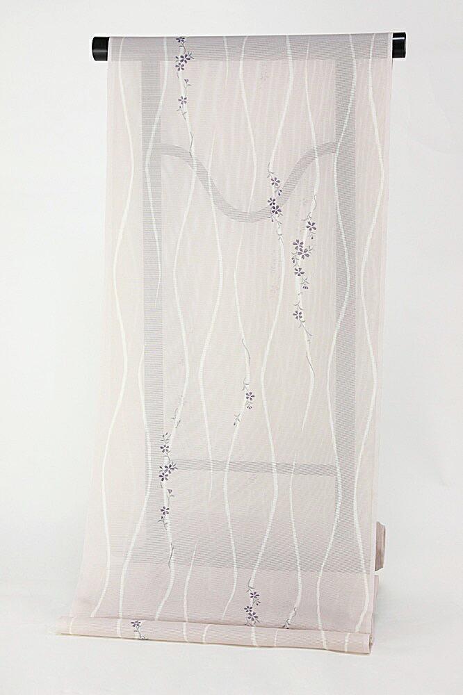 うす紫×白(花)