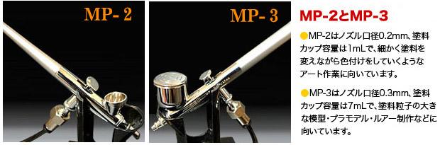 "MP-2とMP-3"""