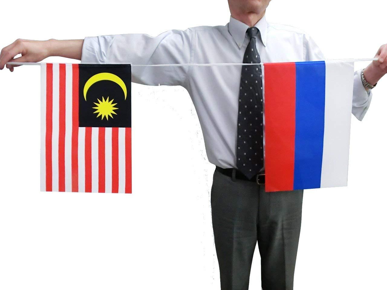 万国旗大きさイメージ