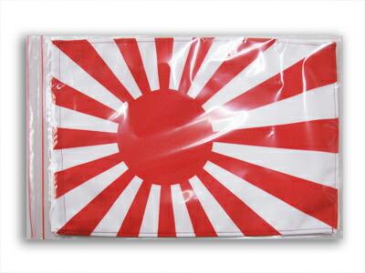 海軍旗の袋入り
