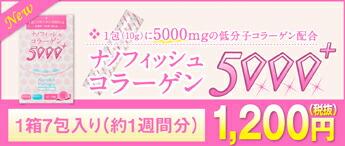 ナノフィッシュコラーゲン1,200円