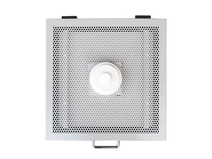 小型電気窯 K-2430C 8ステップマイコン付 上面から見た画像