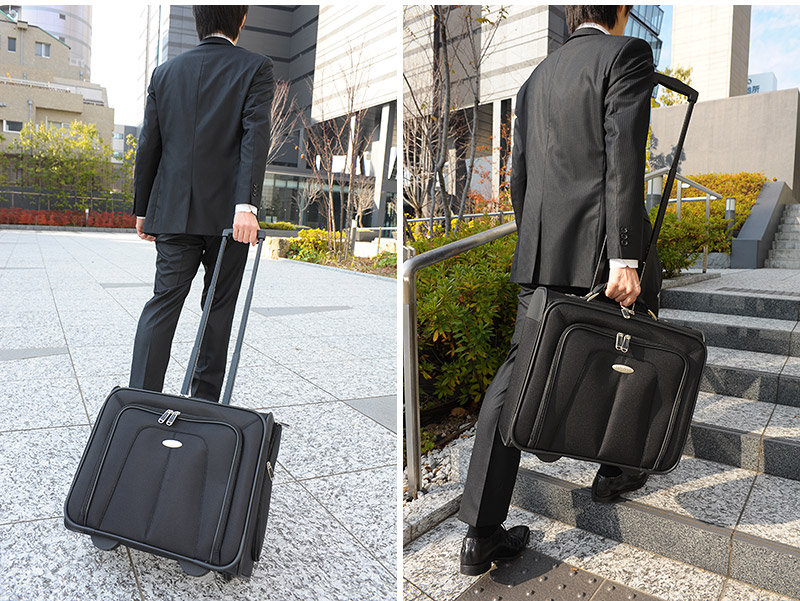 7a0608f99f1e Samsonite MOBILE OFFICES carry case 15.4 inch PC compatible 11020-1041  (198111465) and men s mens   carry bag   business   cabin carry-on ...