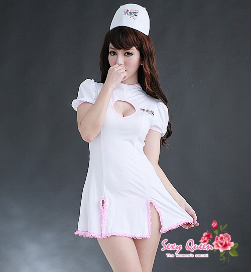 SEXYQUEEN: Maid dress cosplay costume anime store Gothic