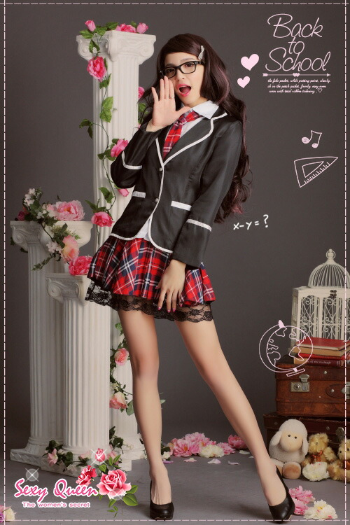Osharevo Cosplay Sailor Outfit School Uniform Schoolgirl