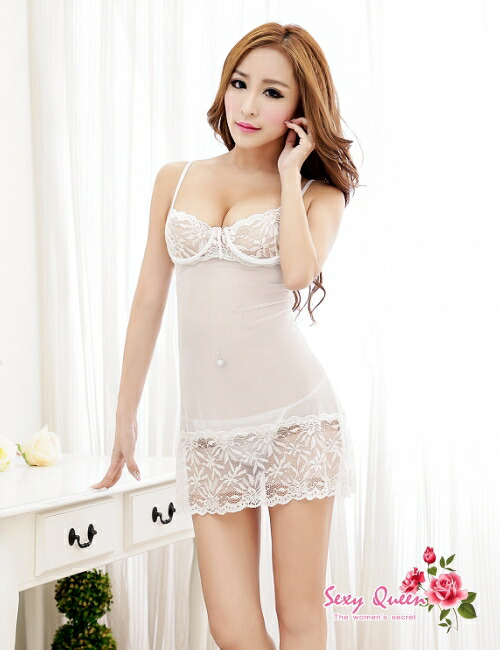 41fb31655eb Skin sense of sheer see-through differ by race ♥ ♥ Put the sweet night to  be very WHITE spice ♥ ♥ Assist the stability of the bust in a wire ♥