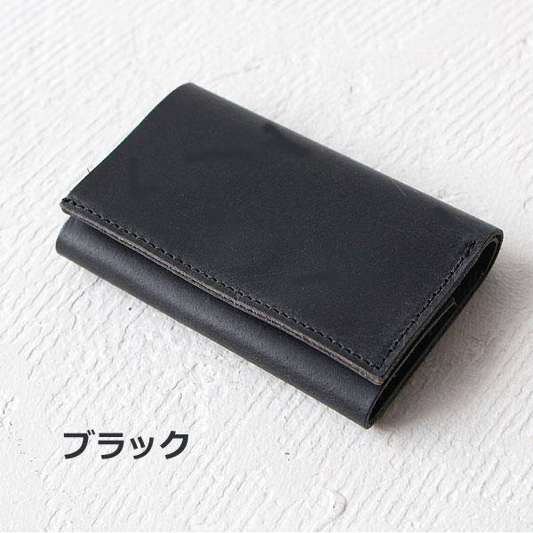 エムピウ 小さい財布 カードサイズのミニマム財布 イメージ画像02