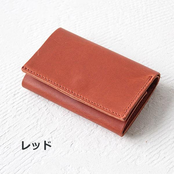 エムピウ 小さい財布 カードサイズのミニマム財布 イメージ画像04
