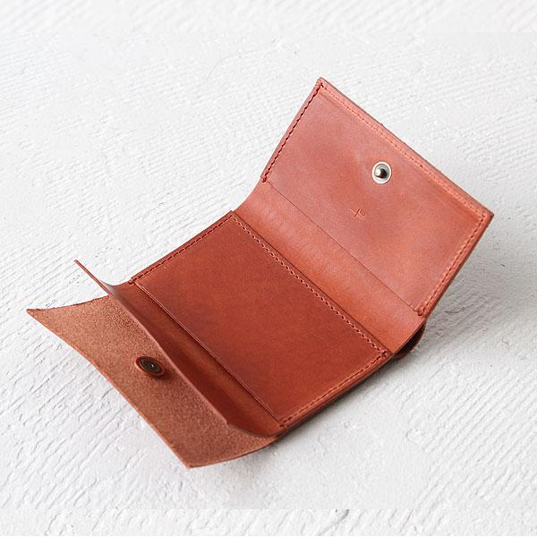 エムピウ 小さい財布 カードサイズのミニマム財布イメージ画像05