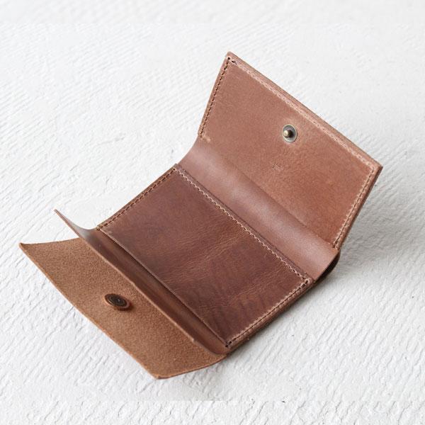 エムピウ 小さい財布 カードサイズのミニマム財布 イメージ画像08
