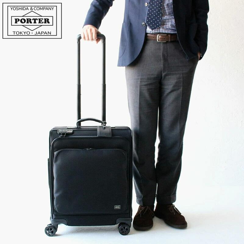 ポーター タイム スーツケース トロリーバッグ(M) 655-17870 イメージ01