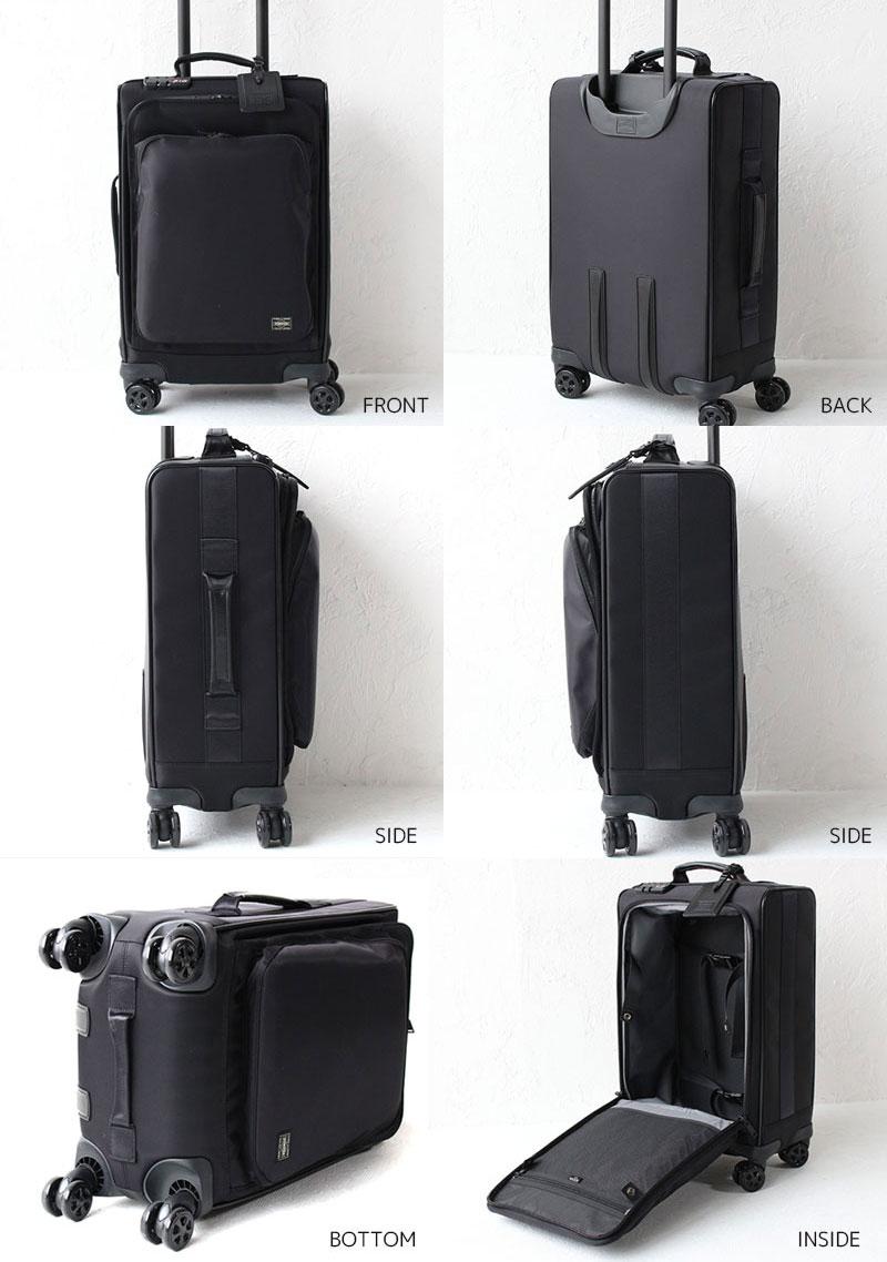 ポーター タイム スーツケース トロリーバッグ(S) 655-17871 ディティール01