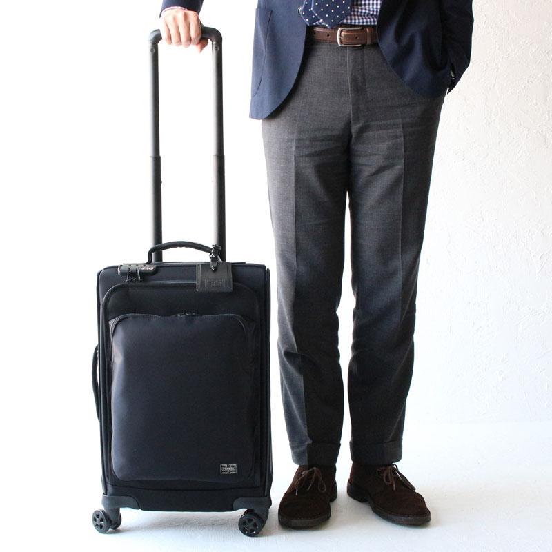 ポーター タイム スーツケース トロリーバッグ(S) 655-17871 モデル01