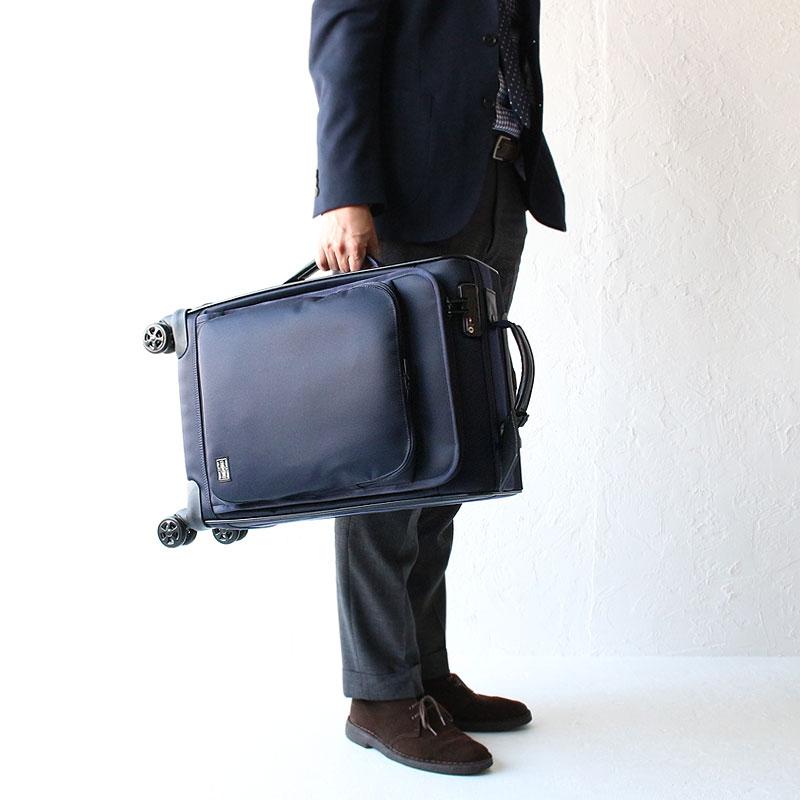 ポーター タイム スーツケース トロリーバッグ(S) 655-17871 モデル02