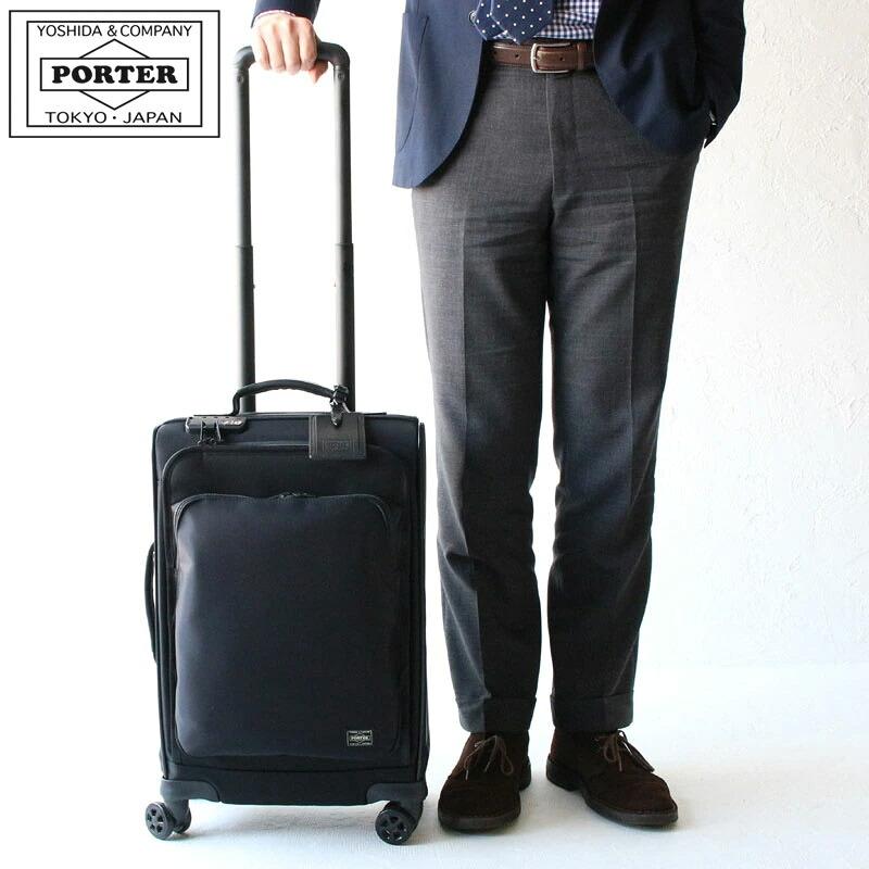 ポーター タイム スーツケース トロリーバッグ(S)はこちら